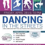 Dancing in the Streets Oakland Park