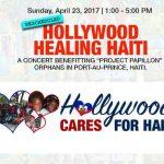 Hollywood Healing Haiti