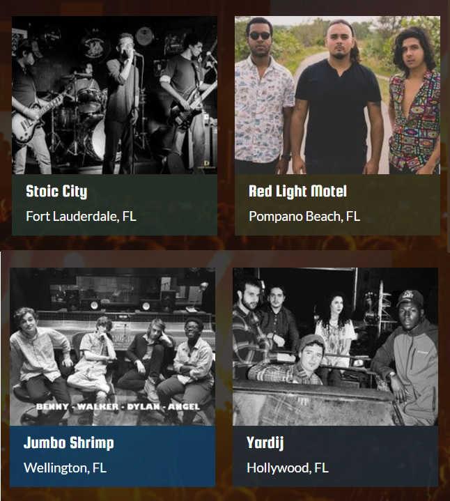 Hard Rock Rising 2017