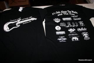 fundraiser tshirts