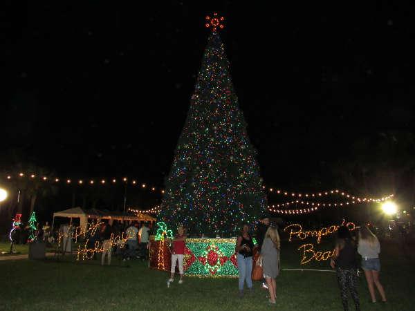 light up mlk tree 2018