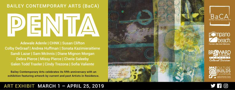 Bailey Contemporary Arts Exhibit