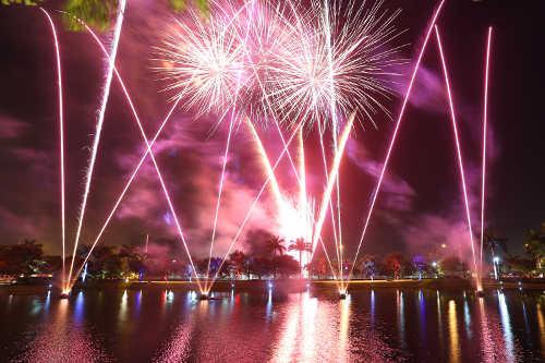July 3 Coconut Creek Fireworks