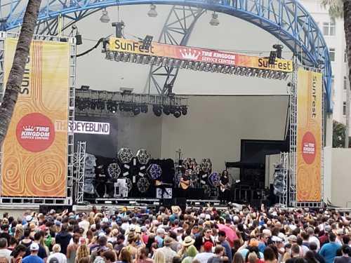 Tire Kingdom Stage Sunfest