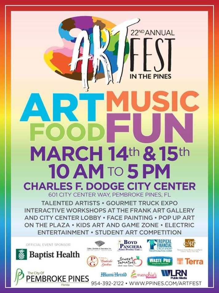 Artfest in the Pines