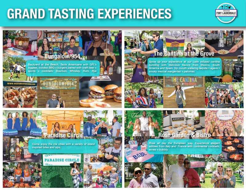 Grand Tasting Experiences 2020