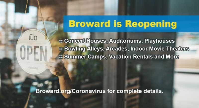 broward re-opening