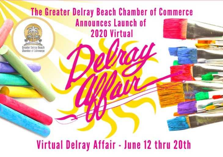 Virtual Delray Affair