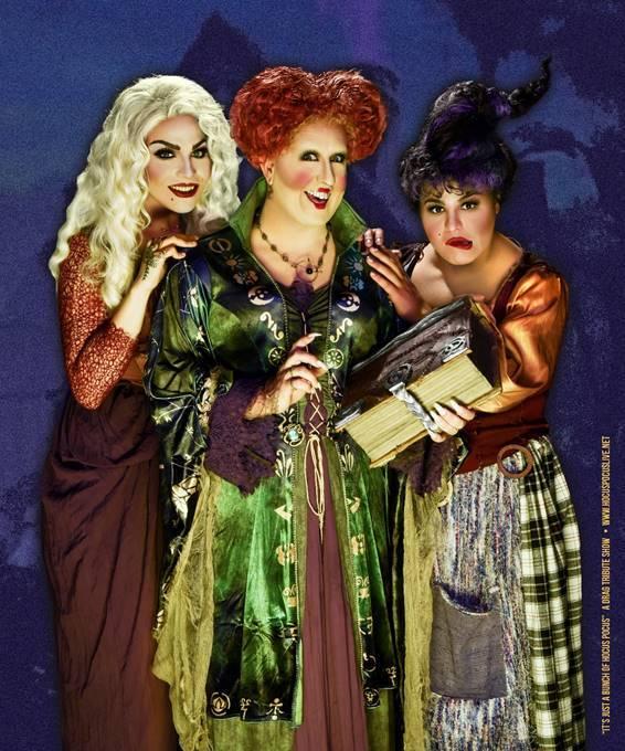 hocus pocus Oct 30-31