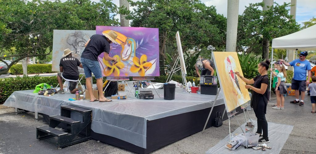 coral springs arts festival