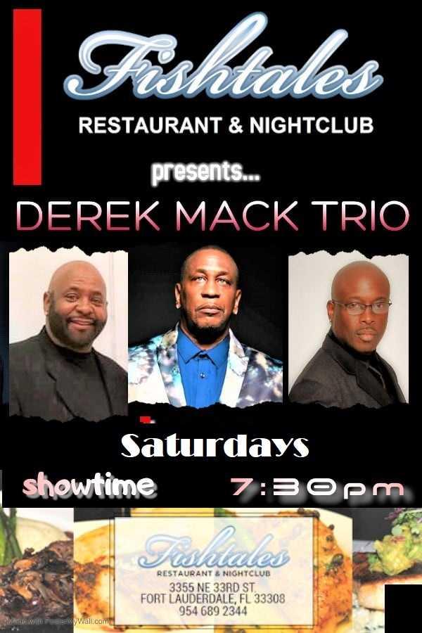 Derek Mack Saturdays