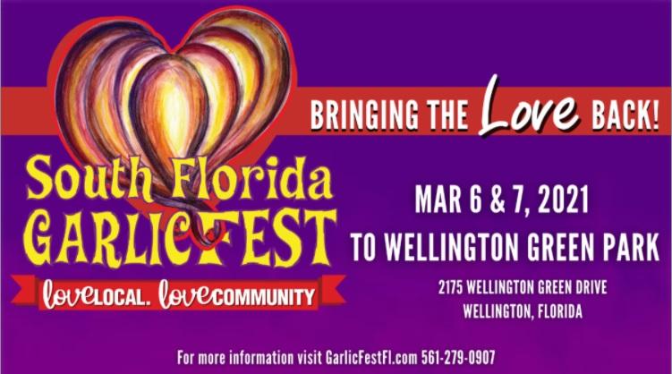 South Florida Garlic Fest