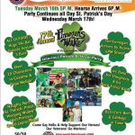 17th Annual Finnegan's Wake, Parade & Street Party