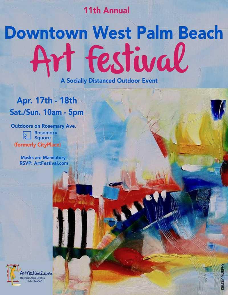 West palm beach Art Festival