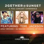 Sunset Country Music Concert with priority for Residents of Coral Springs