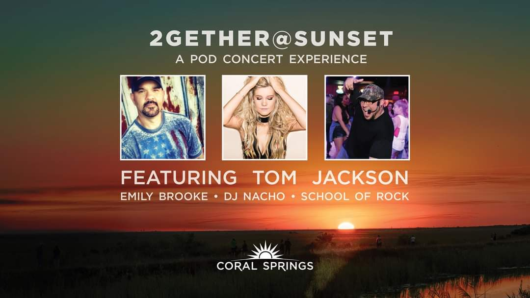 Country Music Coral Springs concert