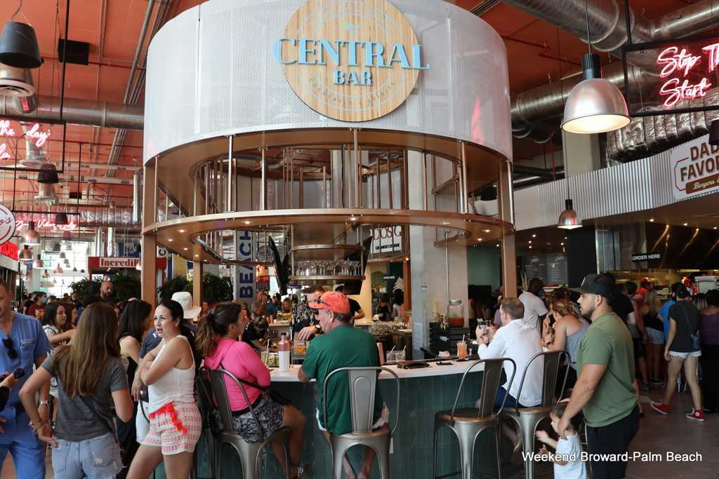 Central Bar Delray Beach Market