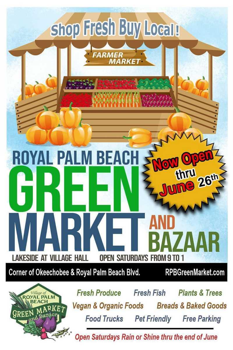 Royal Palm Beach Green Market