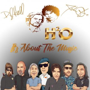 H2O – The music of Daryl Hall and John Oates