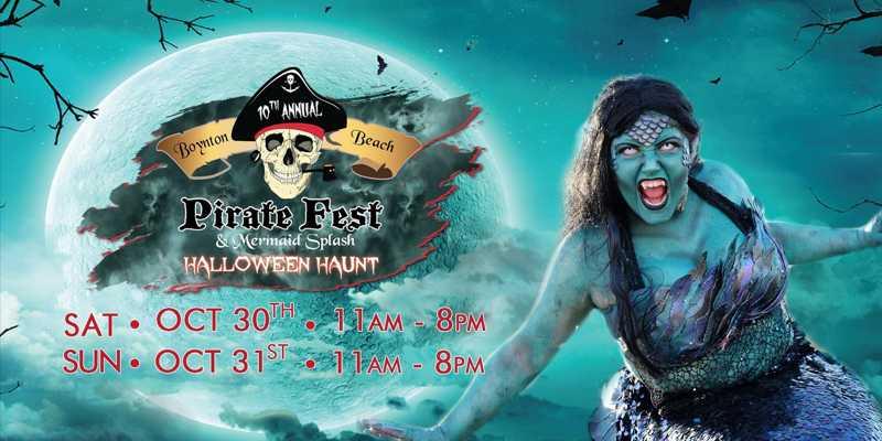 Pirate Fest Boynton Beach