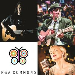 Live Music Heats Up at PGA Commons