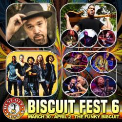 6th Annual Biscuit Fest Brings Funk, Soul, R&B, Jazz, Jam and Blues to Boca Raton
