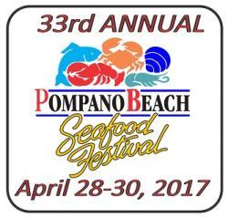33rd Annual Pompano Beach Seafood Festival