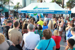 Free Concerts on Fort Lauderdale Beach every Friday in July