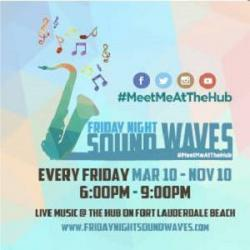 Rising Stars at Friday Night Sound Waves in April