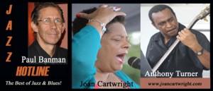 Joan Cartwright & Jazz Hotline